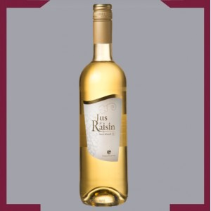 Jus de Raisin blanc - 75 cl